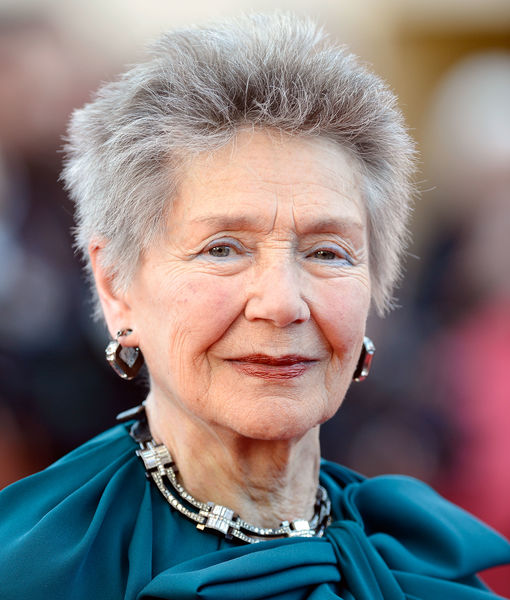 Seniors Actress Emmanuelle Riva