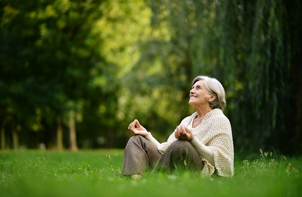 The Benefits of Meditation for Seniors