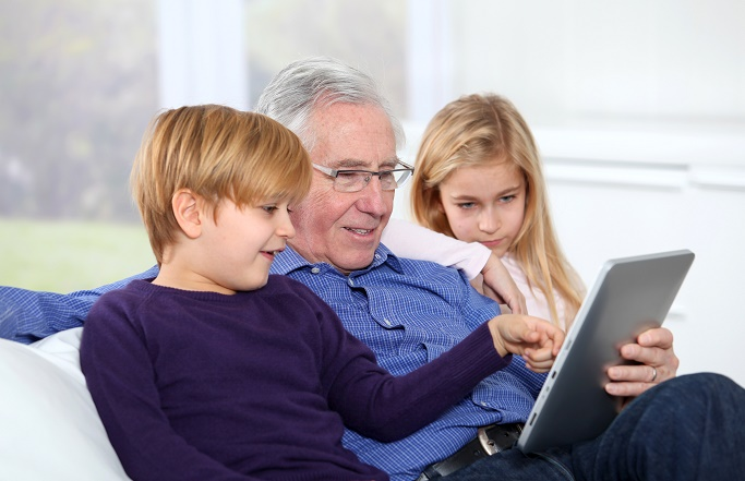 Helping Seniors Embrace Technology in This High Tech World