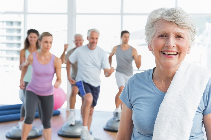 Fall Prevention with Balance Exercises for Seniors