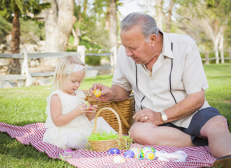 10 Ways Your Family Can Celebrate Easter with Elderly Parents