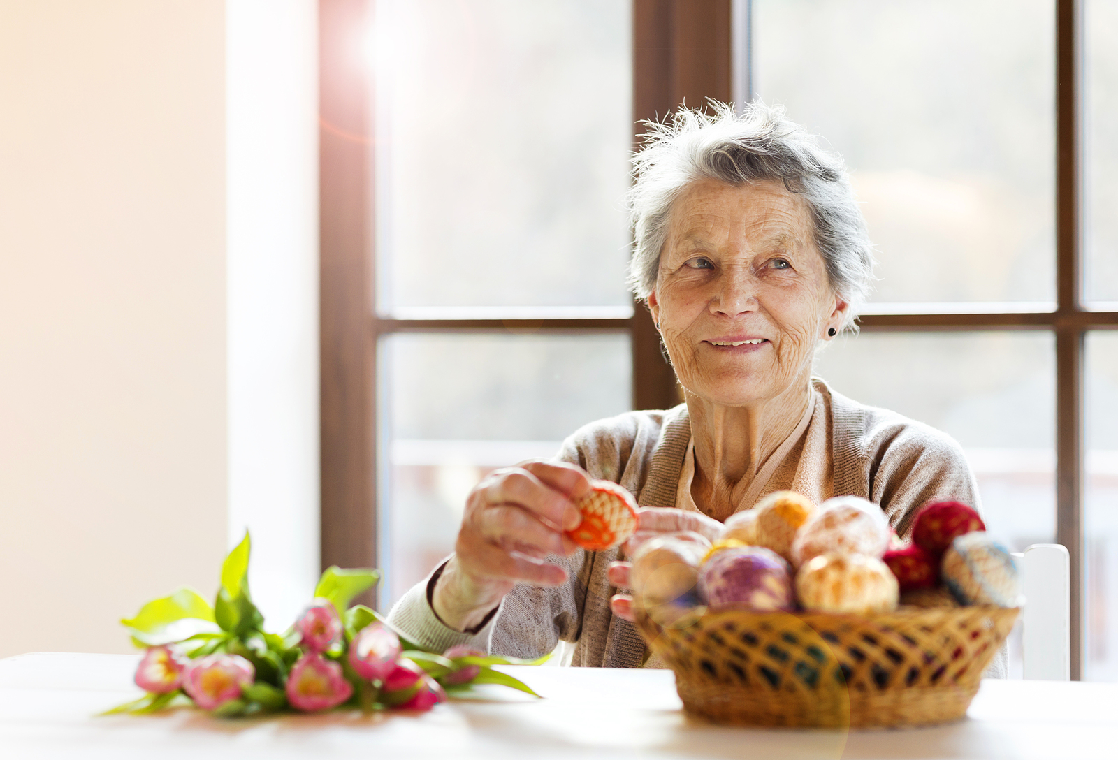 Easter Activities for Seniors in Retirement Homes