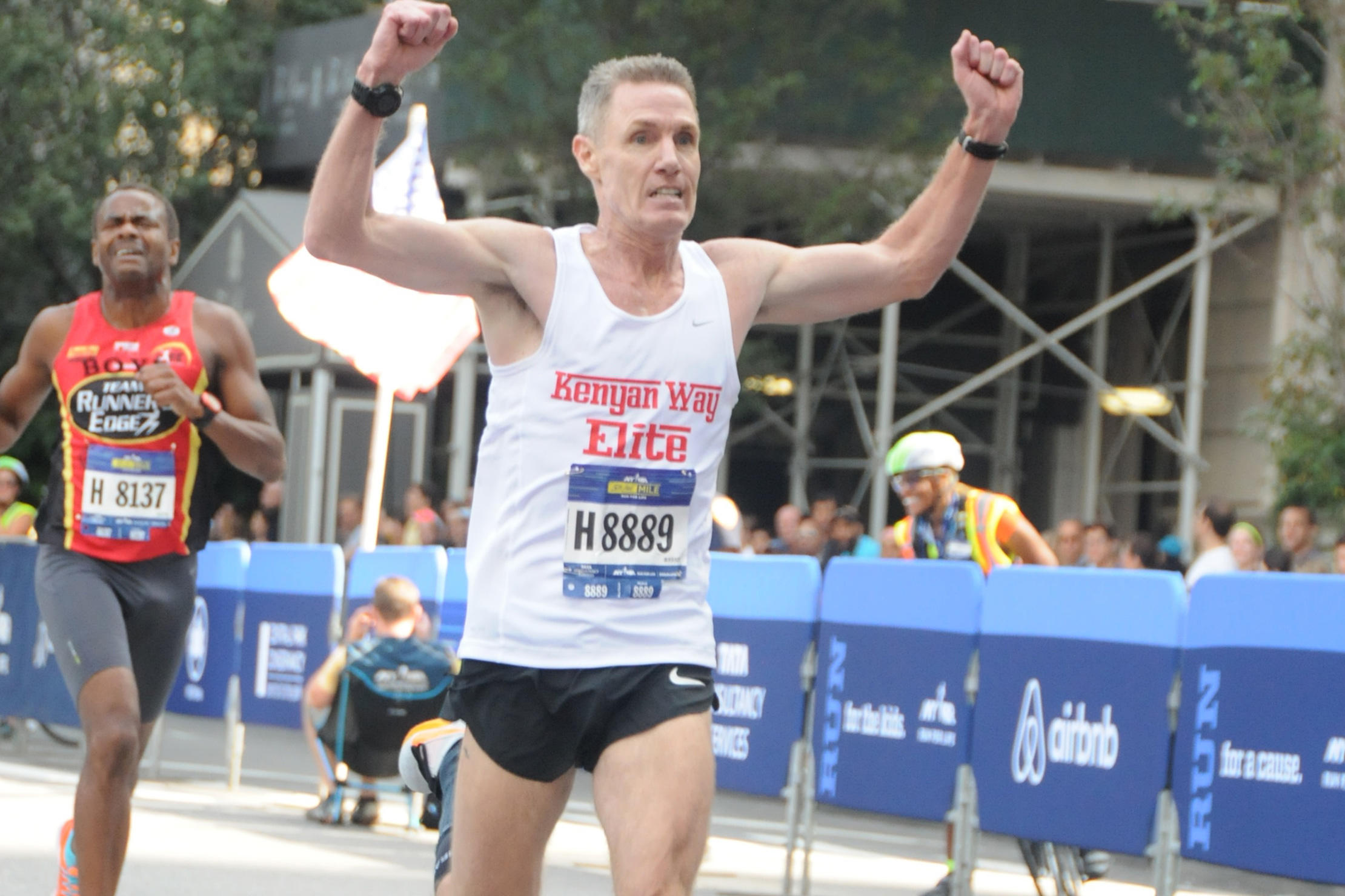 sean wade; runners; marathon; running; athlete; live your retirement