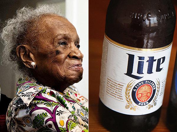 centenarian, agnes fenton