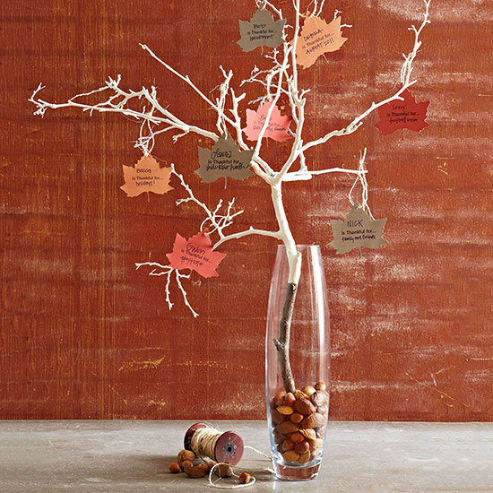 thankful tree; crafts for seniors; live your retirement