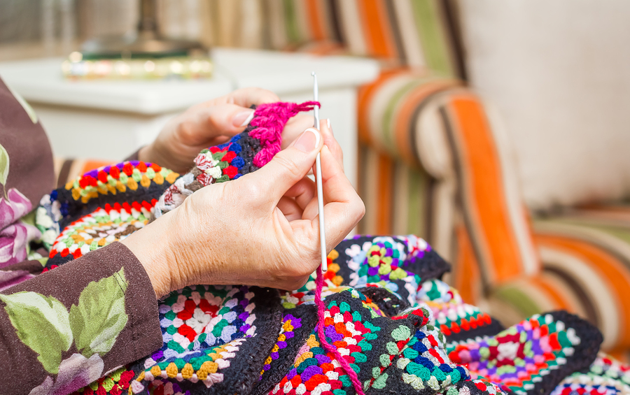 live your retirement; crafts for seniors