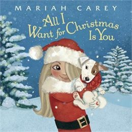 All I Want for Christmas is You Book
