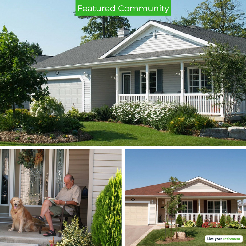 Antrim Glen Adult Lifestyle Community