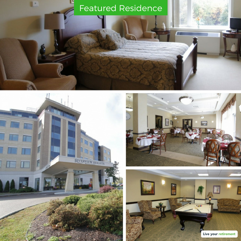 Riverview heights retirement residence