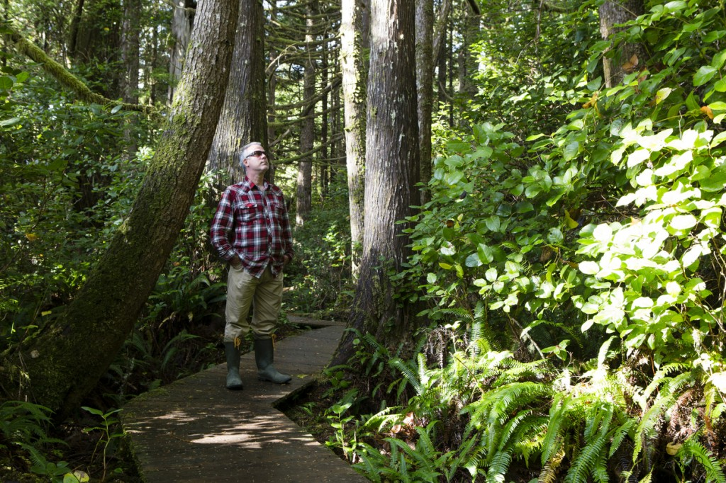 Travel to the Pacific Rim National Park Reserve in British Columbia