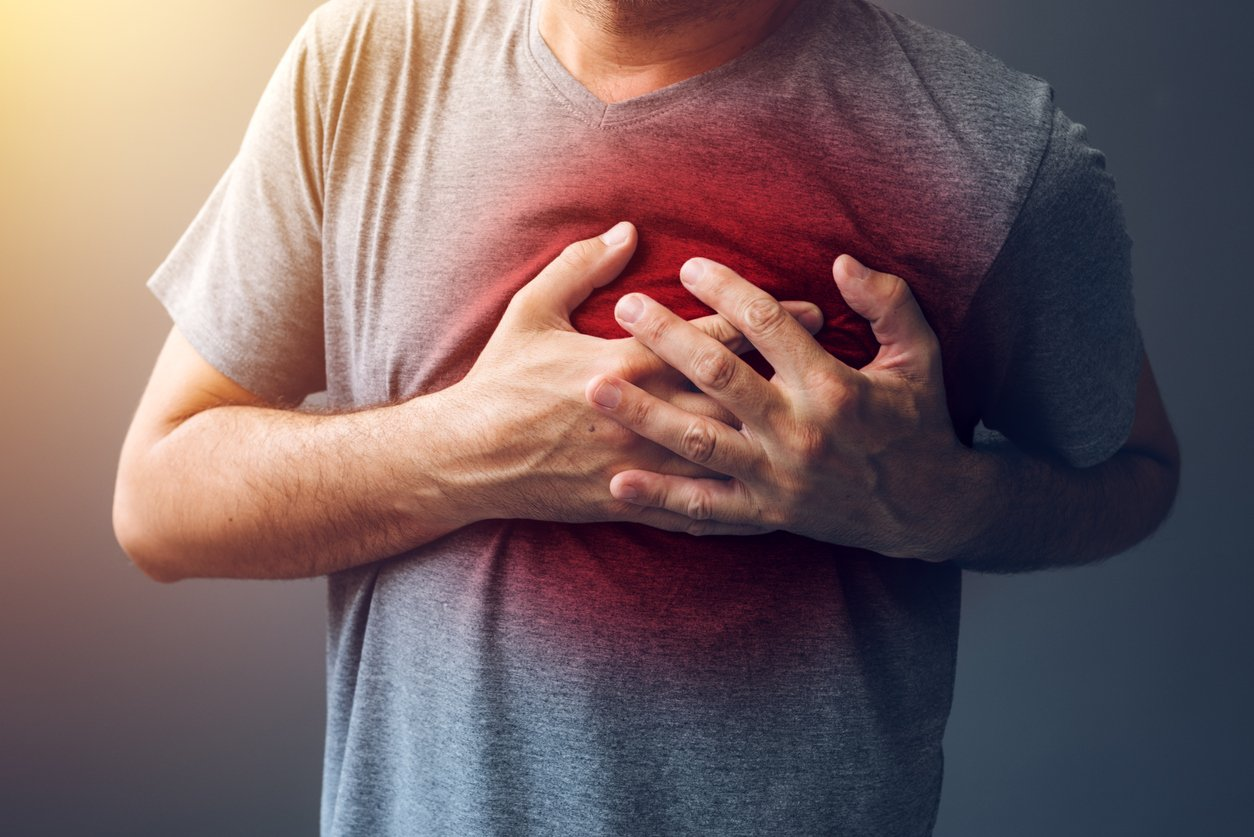 You Or A Love One Having A Heart Attack? Do These Immediately!