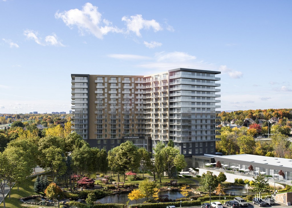 The Largest Senior Home in Canada: Les Marronniers Retirement Home in Laval