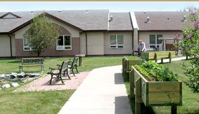 Parkland Lodge, Retirement home, Edson, AB, Senior Living ...