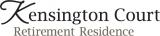 logo of Kensington Court Retirement Residence